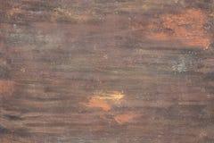 Slut upp av en brun träbakgrund royaltyfri bild