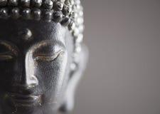Slut upp av en buddha Royaltyfri Bild