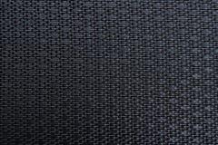 Svart rubber bakgrund Royaltyfria Bilder