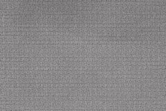 Slut upp bakgrundsmodell av grå textiltextur, textur för modell för abstrakt färgtextil netto Arkivbild