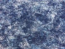 Slut upp jeans bakgrund och textur Arkivbilder
