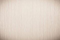 Slut upp modell för textur för bakgrund för grå färggrå färgbambu matt randig Royaltyfria Foton