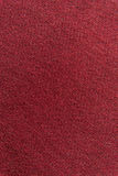 Slut upp röd/rosa tygtextur Bakgrund Royaltyfri Bild