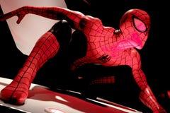 Slut upp Spiderman Royaltyfri Fotografi