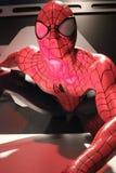 Slut upp Spiderman Royaltyfri Bild
