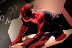 Slut upp Spiderman Royaltyfria Bilder
