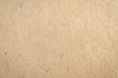 Slut upp textur och bakgrund för brunt papper royaltyfri bild