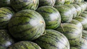 Slut upp till vattenmelon Royaltyfri Bild