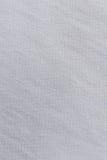 Slut upp vit tygtextur Bakgrund Royaltyfri Fotografi