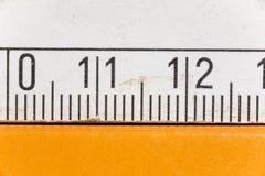 Meter mäta Arkivbilder
