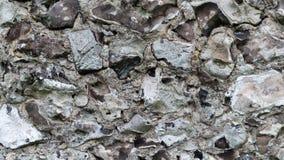 Slutet av klippt vaggar upp Arkivbilder