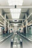 Slutlig byggnad för flygplats arkivfoto