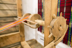 SLUTSK, BIELORUSSIA - 20 maggio 2017: Museo della storia delle cinghie di Slutsk Immagini Stock