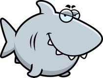 Sly Cartoon Shark Stock Photos