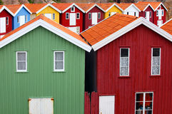 Smögen Bohuslän, Sverige, Skandinavien Arkivbild