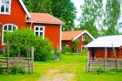 Småland Smaland 3 Royaltyfri Foto
