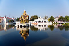Smäll PA-i Aisawan Thipya-konst Royaltyfri Foto