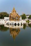 Smäll PA-i Aisawan Thipya-konst (gudomliga Seat av personlig frihet) Arkivbild
