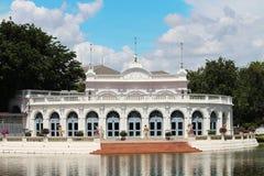 Smäll PA-i slott i Thailand Royaltyfri Fotografi