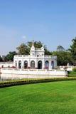 smällpa-slott thailand royaltyfri foto