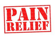smärta lättnad stock illustrationer