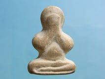 Små Buddha avbildar Fotografering för Bildbyråer