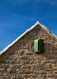 Små fönstergräsplanslutare Arkivbilder