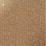 Små guld- paljetter Arkivfoton