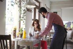 Små och medelstora företagägare Arkivfoton