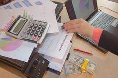 Små och medelstora företaglån och lån Öppnande lån för en affär Royaltyfri Foto