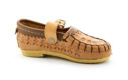 Små traditionella skor Royaltyfria Foton