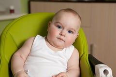 Småbarn Arkivfoto