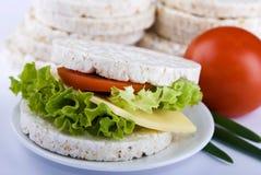smörgås Arkivfoto