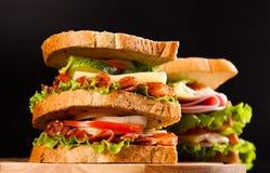 Smörgås Royaltyfria Foton