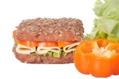 Smörgås Arkivbild