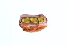 smörgås 3 arkivbilder
