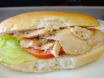 smörgås Royaltyfri Fotografi