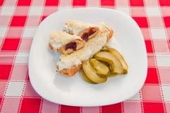 Smörgås 01 Arkivbild