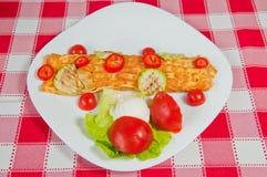 Smörgås 08 Royaltyfri Bild