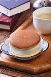 Smörgås för romrussinglass royaltyfri fotografi