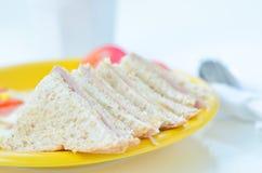 smörgåsar Arkivfoto