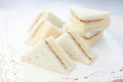 Smörgåsbröd Arkivfoto