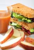 Smörgåsgrönsak Fotografering för Bildbyråer