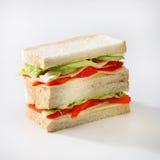 Smörgåsgrönsak Arkivbild