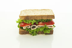 smörgåskalkon Arkivbild