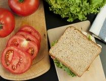 smörgåskalkon Royaltyfri Foto