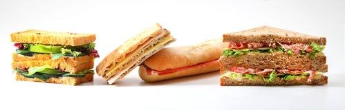 Smörgåsklubba Royaltyfri Foto
