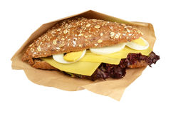 Smörgåsost. Royaltyfri Fotografi