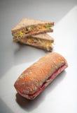 Smörgåsskinka Arkivfoton