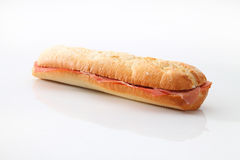 Smörgåsskinka Arkivbild